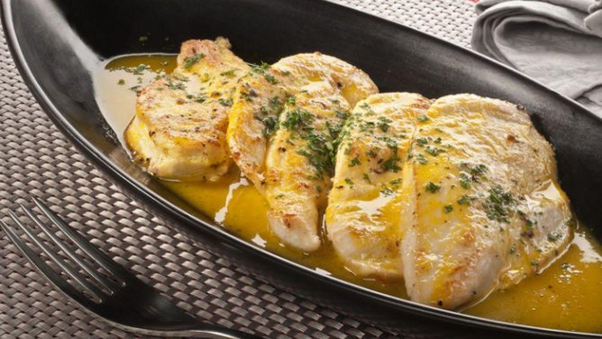Filetes de contramuslo de pollo recetas