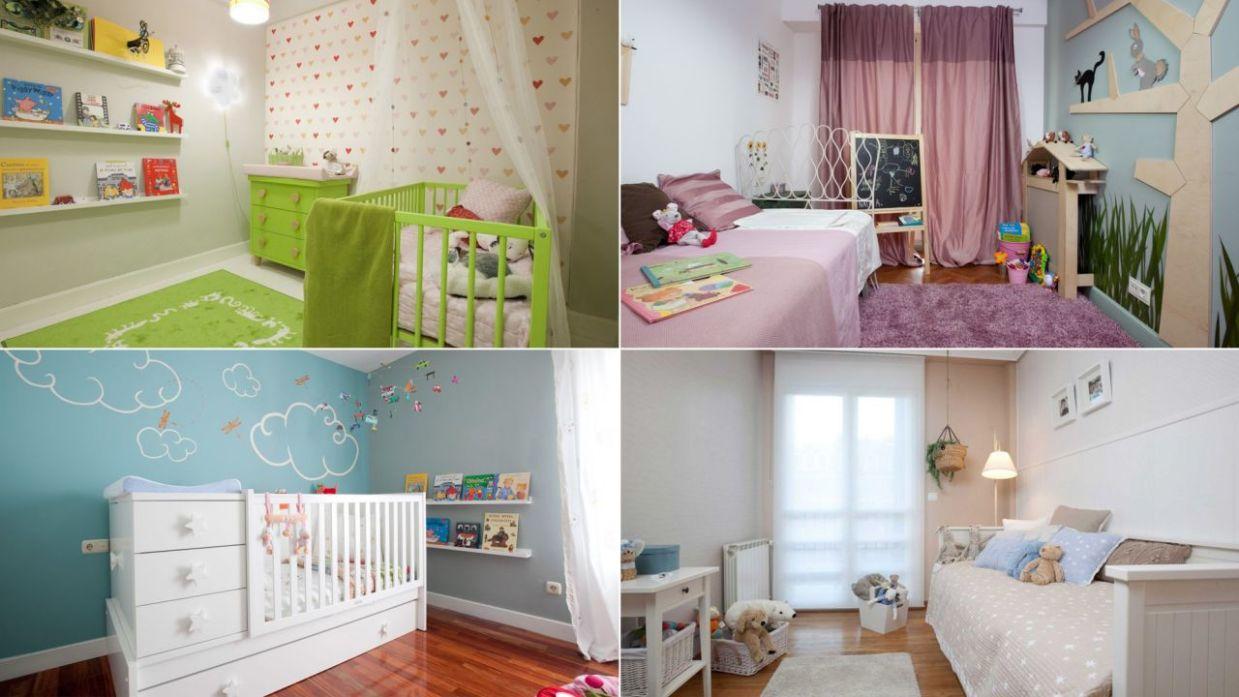 Decorar habitaciones infantiles - Decogarden