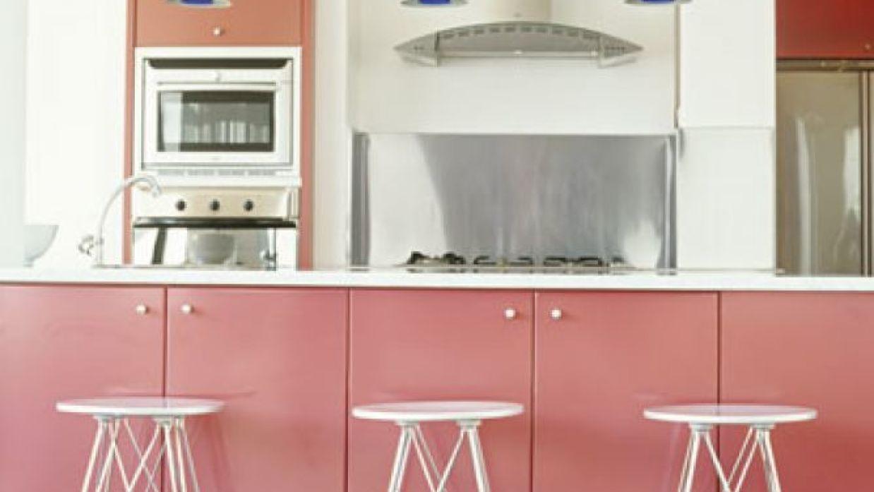 Limpiar los muebles de la cocina - Hogarmania