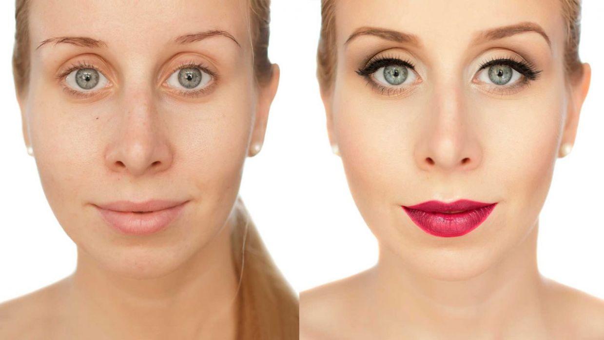 f9e2abffa Maquillaje básico en 5 pasos, ¡y en 5 minutos! - Hogarmania