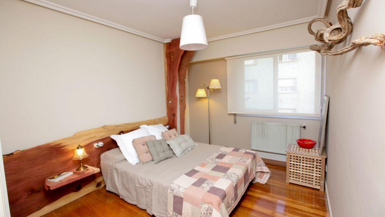 Decorar Dormitorio Rustico Matrimonio : Dormitorio rústico decogarden