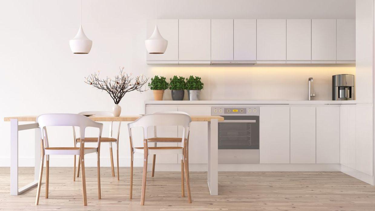 Cómo limpiar los armarios de la cocina - Hogarmania