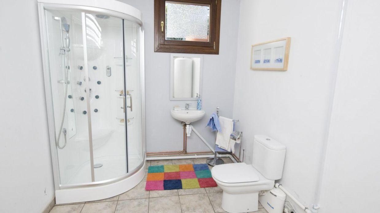 Instalacion de for Instalacion cabina ducha
