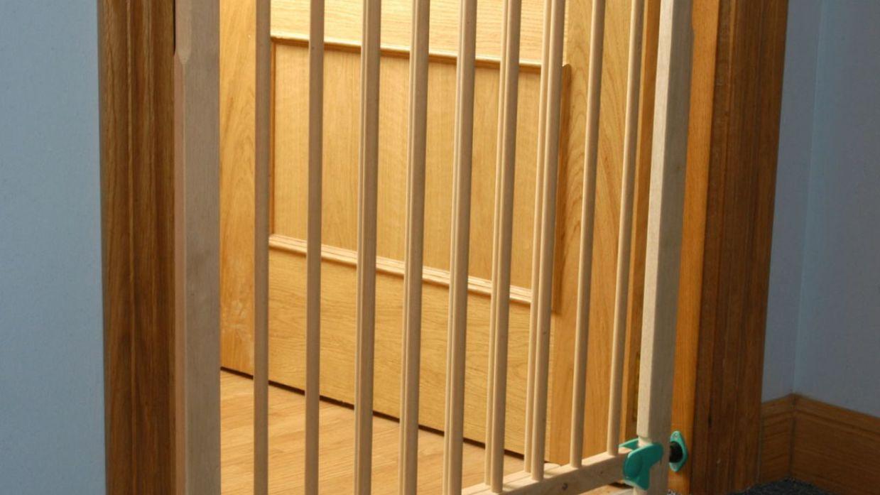060b7ff389fb Barrera de seguridad para niños - Bricomanía