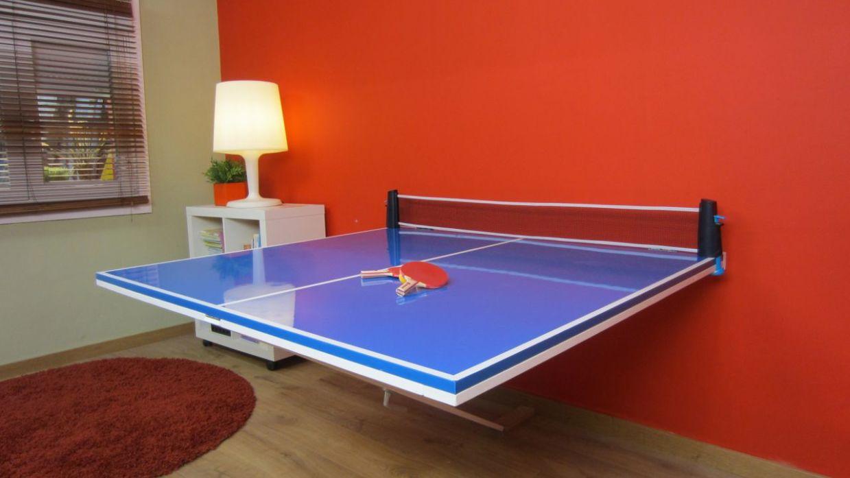 13f0bb973 Mesa de ping pong - Bricomanía