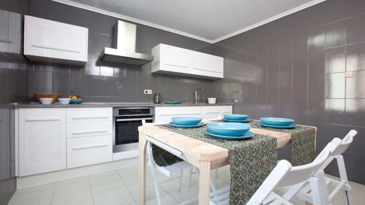 Decorar cocina con muebles funcionales - Decogarden