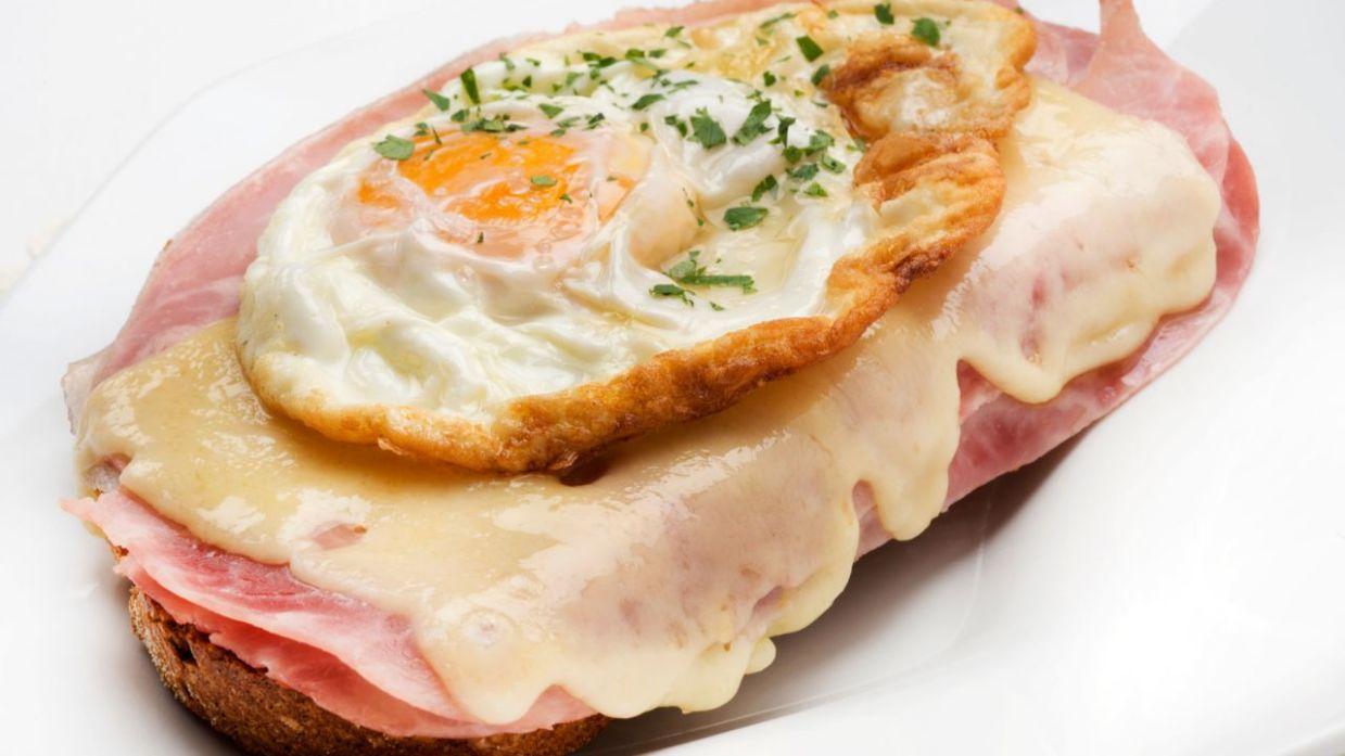 recetas huevo y queso