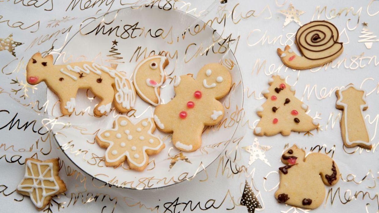 Recetas para hacer galletas de navidad caseras